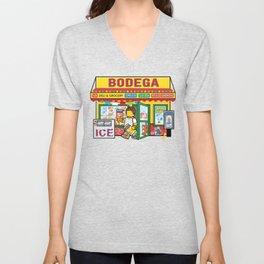 Bodega Unisex V-Neck