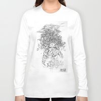 hell Long Sleeve T-shirts featuring Hell  by Tim Lord Art