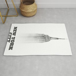 NYC Empire state (designer) Rug