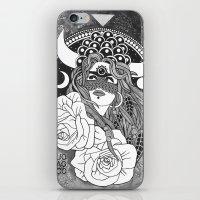 taurus iPhone & iPod Skins featuring Taurus by Jadranka Lacković / ojoMAGico