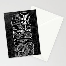 MAYAN GLYPH Stationery Cards