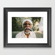 Stogie Framed Art Print