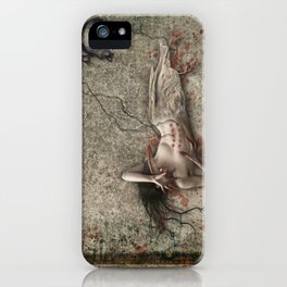Untitled012012 iPhone Case