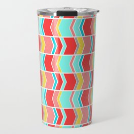 Left and right arrows, directions print Travel Mug