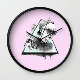 SHINee realjonghyun90  Wall Clock