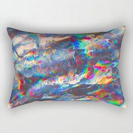 TOUCHING FROM A DISTANCE Rectangular Pillow