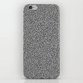 Turing Pattern iPhone Skin