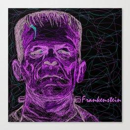 Franky Canvas Print