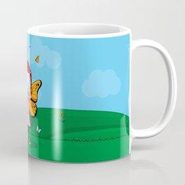 i heart butterflies Coffee Mug