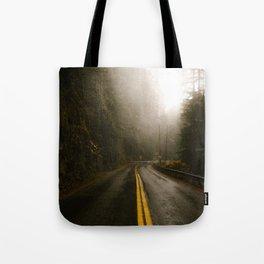 Pacific Northwest Roadtrip Tote Bag