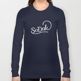 So. Dak. Long Sleeve T-shirt