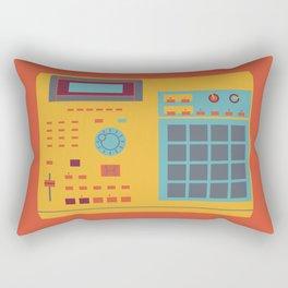 World of Stereo: Akai MPC 2000XL Rectangular Pillow