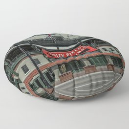 Full Color Wrigley Floor Pillow