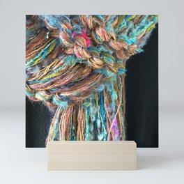 Knitter 7: Fiber is Good for You Mini Art Print