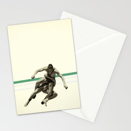 The Wrestler Stationery Cards
