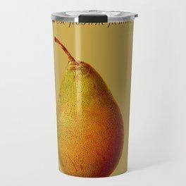 Ceci n'est pas une pomme  Travel Mug