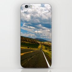 Tilted Road Trip iPhone & iPod Skin