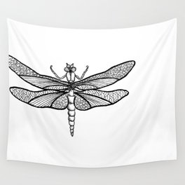 Dragernfly Wall Tapestry