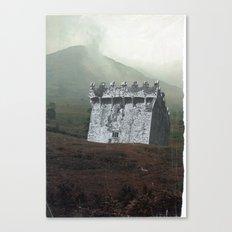 Ozymandias Canvas Print
