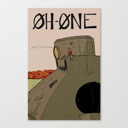 OhOne COLOR Canvas Print