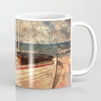 lonely Mugs featuring Lonely by Fernando Vieira