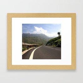 La Gomera 1.0 Framed Art Print