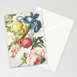 A Flowering Flourish, spring, burgeon, burst! Stationery Cards