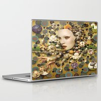 surrealism Laptop & iPad Skins featuring pop surrealism, fine art by store2u
