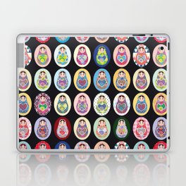 cute doll babushka matryoshka Laptop & iPad Skin