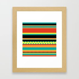 Pizzazz: 2 of 9 Framed Art Print