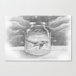 Bottled Nature Canvas Print
