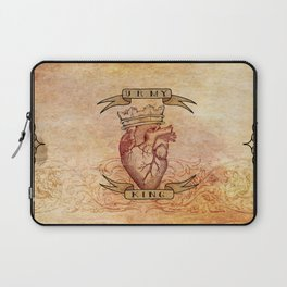 You Are My King Laptop Sleeve