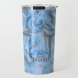 Spanish Monastery  Travel Mug