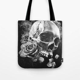 SKULL & ROSES III Tote Bag