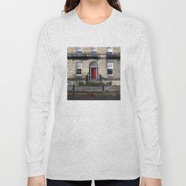 Building New Town Edinburgh Long Sleeve T-shirt