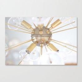 """Sputnik Light 2"" by Simple Stylings Canvas Print"