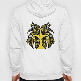 Tribal Owl Tree Hoody