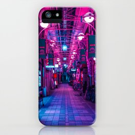 Entrance to the next Dimension iPhone Case