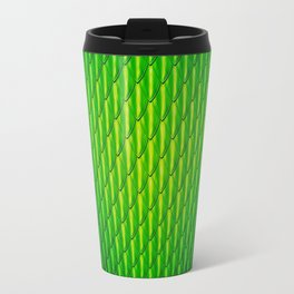 Emerald Dragon Scales Travel Mug