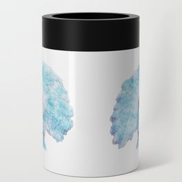 Sisters - White Christmas - Watercolor Can Cooler