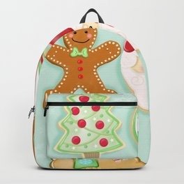 Baking Christmas Bright Backpack