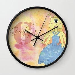 Princess Gurilga (Princess Monsters A to Z) Wall Clock
