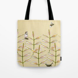 Forest Dwellers - Flora & Fauna Tote Bag