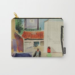South of France Carry-All Pouch