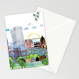 Milwaukee Watercolor Stationery Cards