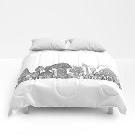 A tree house wonderland Comforters