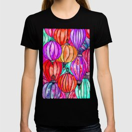 Vietnamese Lanters – Tertiary Palette T-shirt