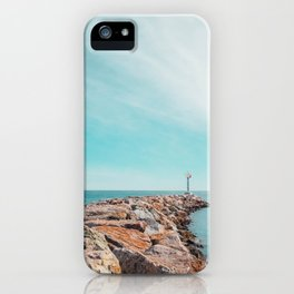 Far Off Coast iPhone Case
