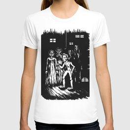 A step into Oblivion T-shirt