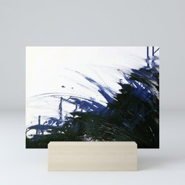 Incomplete battle Mini Art Print